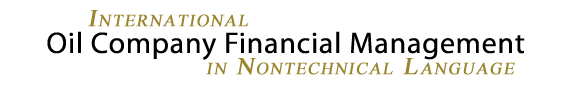 international oil company financial management in nontechnical language pennwell nontechnical series